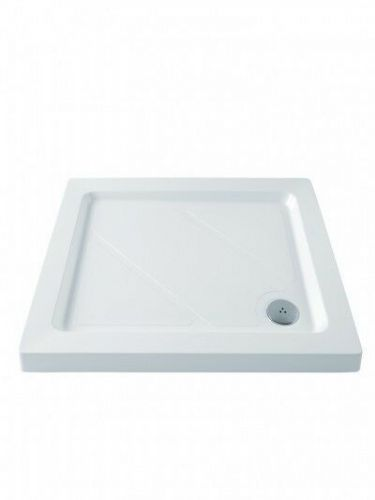 MX CLASSIC 1000X760 SHOWER TRAY INCLUDING WASTE
